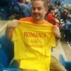 Болельщик сборной Румынии