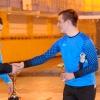 Награждение: Лучший вратарь - Иван Дронов